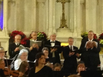 Free Messiah Concert at St. Mary of the Angels