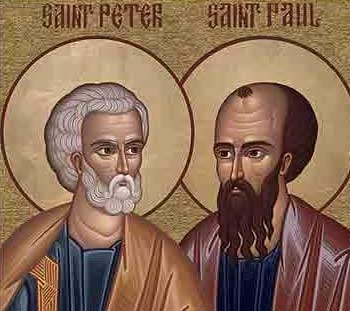 Solemnity of Saints Peter & Paul