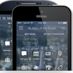 Parish Offers New App During 'Download Sunday'