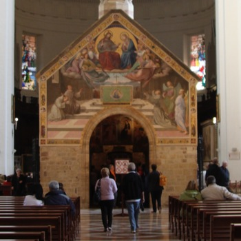 "800th Anniversary of ""Pardon of Assisi"""