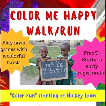 Color Me Happy Walk/Run