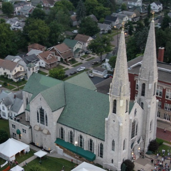 101st Anniversary of our church building!