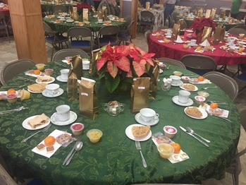Annual Community Christmas Dinner