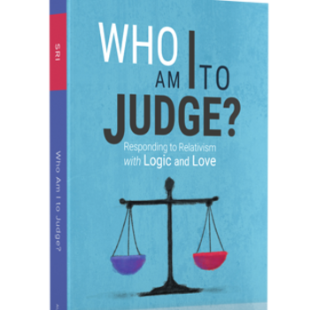 """Who Am I to Judge?"""