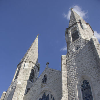 Basilica Title Brings Big Changes to St. Mary's Festival
