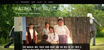 Fatima Musical Website!