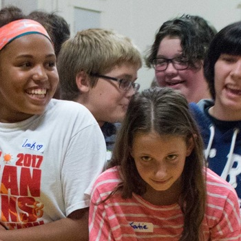 Kick-Off Night for St. Clare LifeTeen