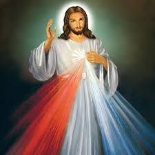 Divine Mercy Sunday Healing Mass