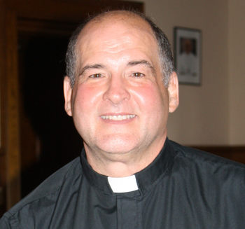 Welcome Fr. John Adams!