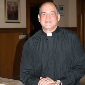 Basilica and St. John's Welcome Rev. John Adams • By KATE DAY SAGER Olean Times Herald