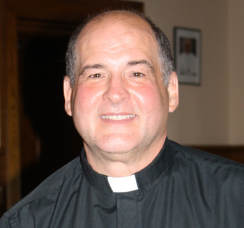 It's official!  Rev. John Adams is Our 10th Pastor and 3rd Rector