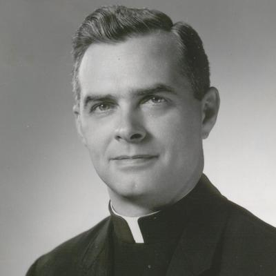 Rev. William G. Charbonneau, Pastor of St. Mary's Church