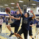 Notre Dame High School uses basketball tourney for hurricane relief
