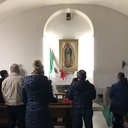 Diocesan pilgrims visiting Mexico's Basilica; local Guadalupe pilgrimage unfolds in Trenton