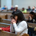Bishop releases mid-Lenten message; parishes open doors for 24 Hours for the Lord