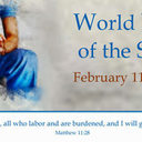 World Day of the Sick: Bishop O'Connell shares Holy Father's message