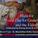 Diocese calls all to share in recognition of grandparents, elderly