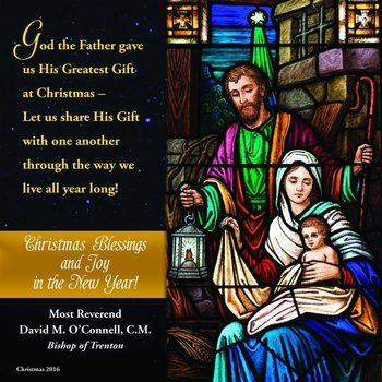 Christmas narratives witness to core belief of 'God with us'