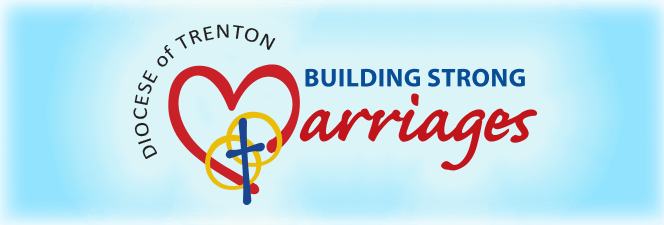 Logo - Building Strong Marriages - Diocese of Trenton