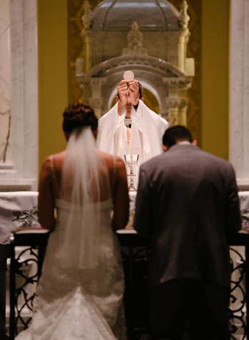 Catholic wedding ceremony, Diocese of Trenton, Central NJ