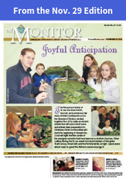 The Monitor Latest Print Edition