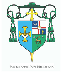 Bishop O'Connell's shield