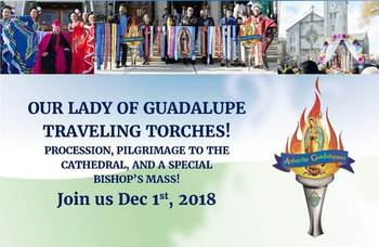 Our Lady of Guadalupe Procession in Trenton