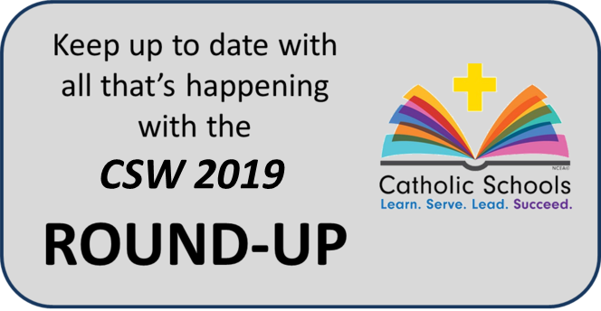 Catholic Schools Week Roundup 2019