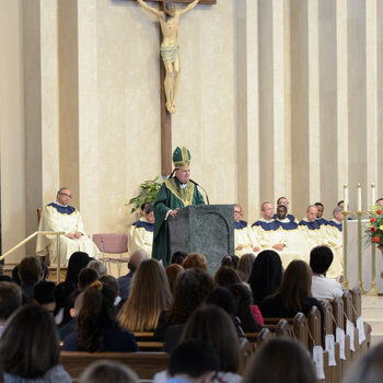 Homily from the 2019 Catholic Schools Mass