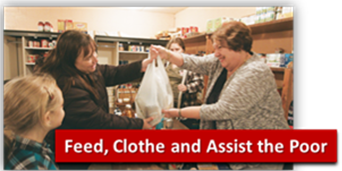Feed, Clothe and Assist the Poor