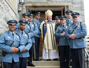 Video stream of Blue Mass to be posted tonight; Annual Golf Outing scheduled