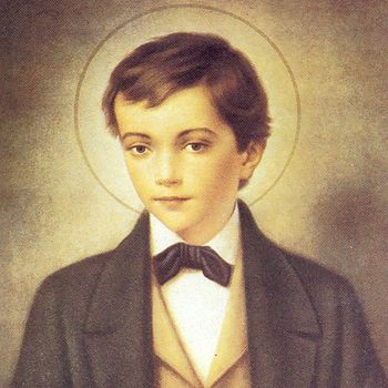 St. Dominic Savio: Small in stature, with a towering spirit