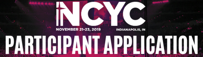 NCYC Participant Application