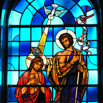 A reflection on the Feast of the Baptism of the Lord