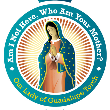 Livestream of Our Lady Of Guadalupe Torch Lighting