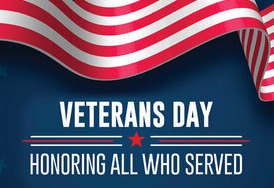 Veterans Day – a noble cause