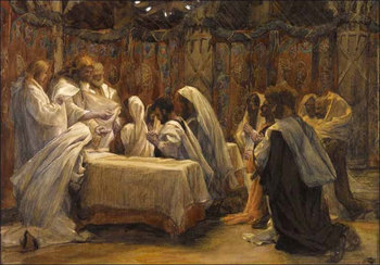 Homily for Evening Mass of the Lord's Supper