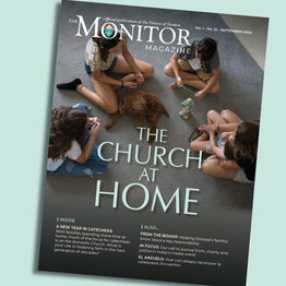 September Monitor Magazine delivery delayed