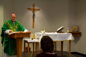 Homily for the 'Mass of Giving Thanks to God for the Gift of Human Life'