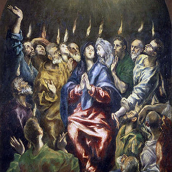 'I Will Send Another, the Holy Spirit, the Advocate': The Solemnity of Pentecost