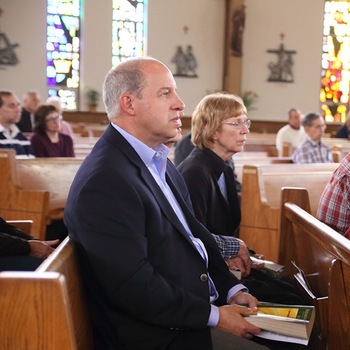 Diocese encourages return to church, lifts many COVID-based protocols