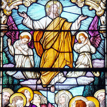 'He Was Taken from their Sight': the Ascension of the Lord