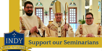 Education of Future Archdiocesan Priests Appeal May 30