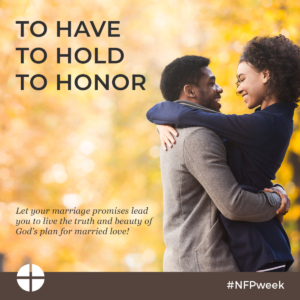 Natural Family Planning Awareness July 25-31