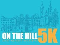On the Hill 5K, Saturday, September 11