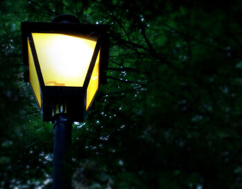 Streetlight dues requested