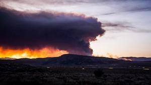 Owens River Fire Under Control