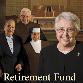 Second Collection for the Religious Retirement Fund