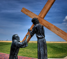 Stations of the Cross on Fridays at St. Joseph and the Missions