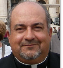 Fr. Jorge Promoted to Pastor